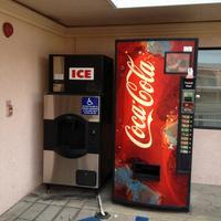 Royal Inn Motel Long Beach Vending Machine