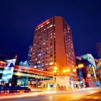 Bond Place Hotel Hotel Front - Evening/Night