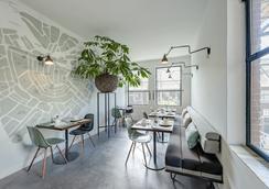 Stout & Co. - อัมสเตอร์ดัม - ร้านอาหาร