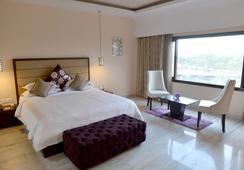 Q Hotel - อุไดปุระ - ห้องนอน