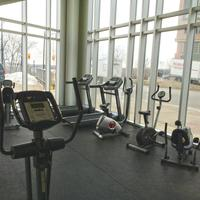 Oakes Hotel Overlooking The Falls Fitness Facility