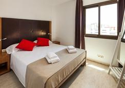 Ibiza Heaven Apartments - Sant Jordi de ses Salines - ห้องนอน