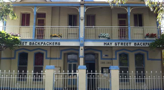 Hay Street Traveller's Inn - Hostel - Perth - Building