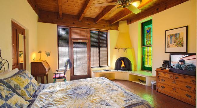 Adobe Rose Inn - Tucson - Bedroom