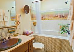 Adobe Rose Inn Bed And Breakfast - ทูซอน - ห้องน้ำ