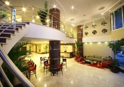 Marriott Executive Apartments Panama City, Finisterre - ปานามาซิตี้ - ล็อบบี้