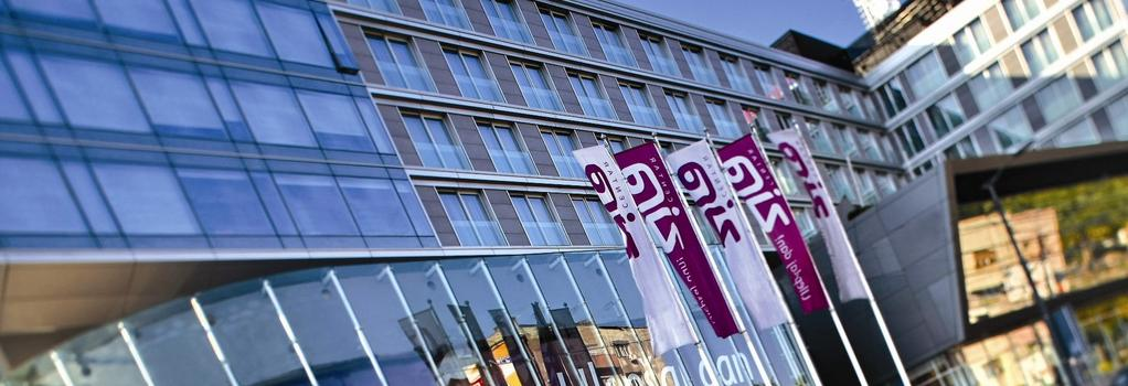 Zira Hotel Belgrade - Belgrade - Building