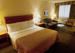 Gateway Hotel Dallas - ดัลลัส - ห้องนอน
