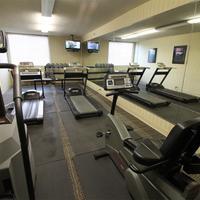 Gateway Hotel Dallas Fitness Facility