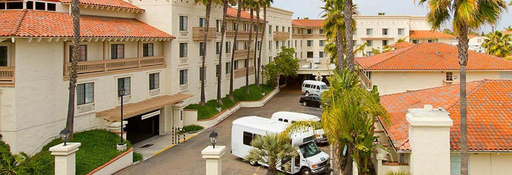 Courtyard by Marriott San Diego Old Town - San Diego - Building
