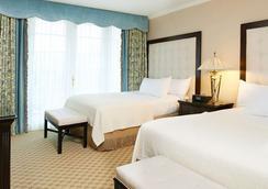 Beverly Hills Plaza Hotel & Spa - ลอสแอนเจลิส - ห้องนอน