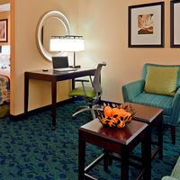 SpringHill Suites by Marriott West Palm Beach I-95 Guestroom