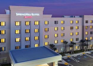 SpringHill Suites by Marriott West Palm Beach I-95