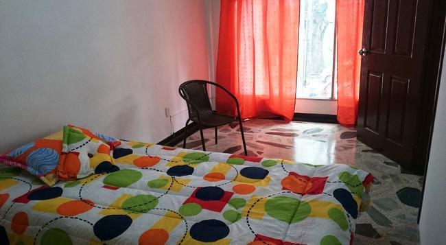 Kamalion Hostel - Pereira - Bedroom