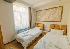 Hotel Garden House - ทบิลิซี - ห้องนอน