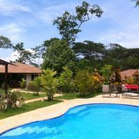 Lodge Margouillat Outdoor Pool