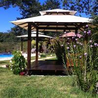 Lodge Margouillat Pool
