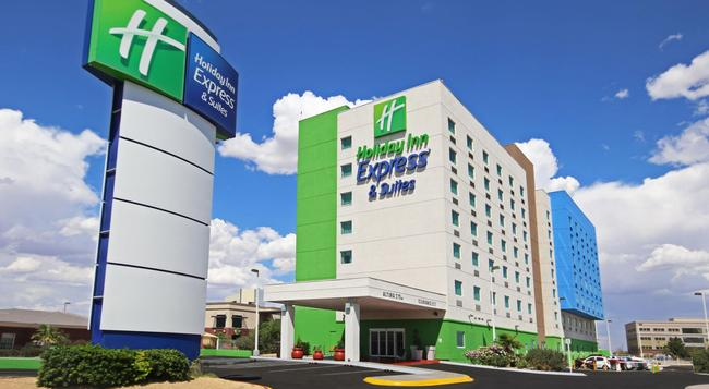 Holiday Inn Express & Suites CD. Juarez - Las Misiones - Ciudad Juarez - Building