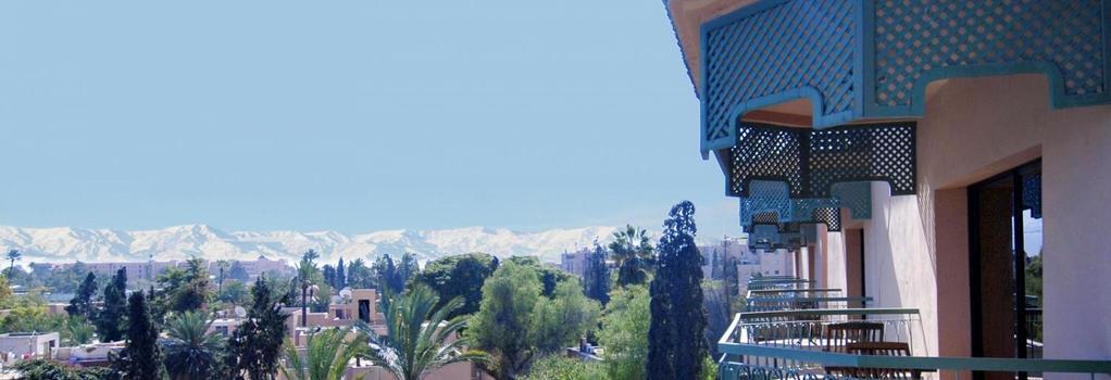 Royal Mirage Deluxe Marrakech - Marrakesh - Building