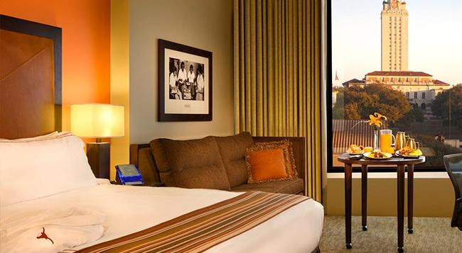AT&T Hotel & Conference Center - Austin - Bedroom