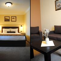 Belgrade City Hotel suite