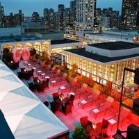 Empire Hotel Terrace/Patio