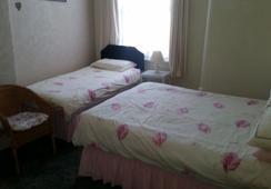 The Highbury Hotel - แบล็คพูล - ห้องนอน