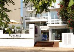 Hotel Feliz - ปาลมา มายอร์กา - วิวภายนอก