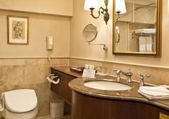 โรงแรมอิมพีเรียล ไทเป - ไทเป - ห้องน้ำ