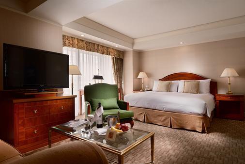 โรงแรมอิมพีเรียล ไทเป - ไทเป - ห้องนอน