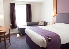 Premier Inn Bristol East (Emersons Green) - บริสตัล - ห้องนอน