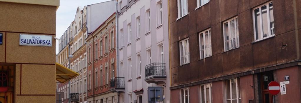 Emaus Apartments - Krakow - Building
