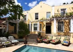 Mountain Manor Guest House - เคปทาวน์ - สระว่ายน้ำ