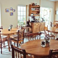 Mountain Manor Guest House Breakfast Area