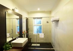 Skyline Boutique Hotel - พนมเปญ - ห้องน้ำ