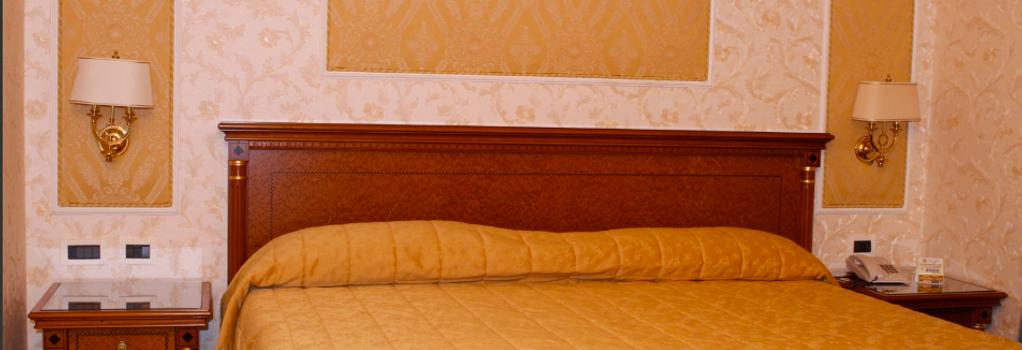 Hotel Gallia - Rome - Bedroom