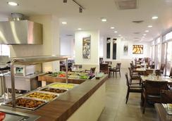 Aquamarine Hotel - ไอแลต - ร้านอาหาร
