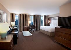 Hotel Le Cantlie Suites - มอนทรีออล - ห้องนอน
