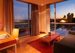Hotel Sb Bcn Events - คาสเทลล์เดเฟลส์ - ห้องนอน