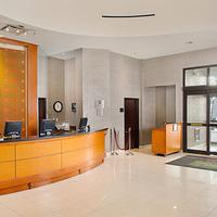 Courtyard by Marriott Atlantic City Lobby