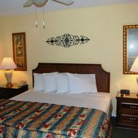 Oak Plantation Resort Guestroom