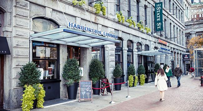 Harborside Inn Of Boston - Boston - Building