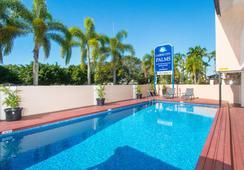 Cairns City Palms - แครนส์ - สระว่ายน้ำ