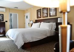 Washington Square Hotel - นิวยอร์ก - ห้องนอน