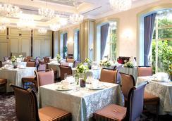 โรงแรมมอนเทอเรย์ อากาซากะ - โตเกียว - ร้านอาหาร