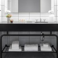 21c Museum Hotel Oklahoma City Bathroom Sink