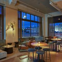 21c Museum Hotel Oklahoma City Hotel Lounge