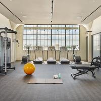 21c Museum Hotel Oklahoma City Gym