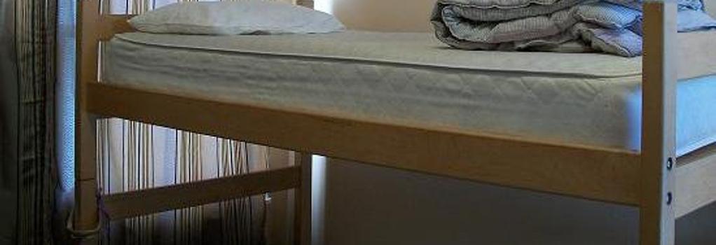 European Hostel - San Francisco - Bedroom