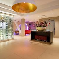 Albus Hotel Amsterdam City Centre Lobby